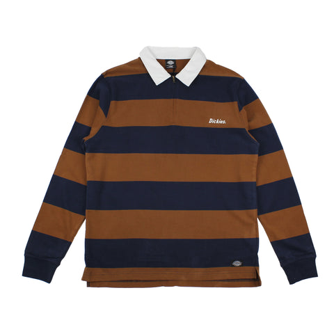 Dickies Stark Polo Navy/Brown