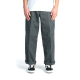 Dickies Loose Fit Double Knee Pants Charcoal