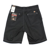 "Dickies 874 10"" Short Contrast Stitch Black"