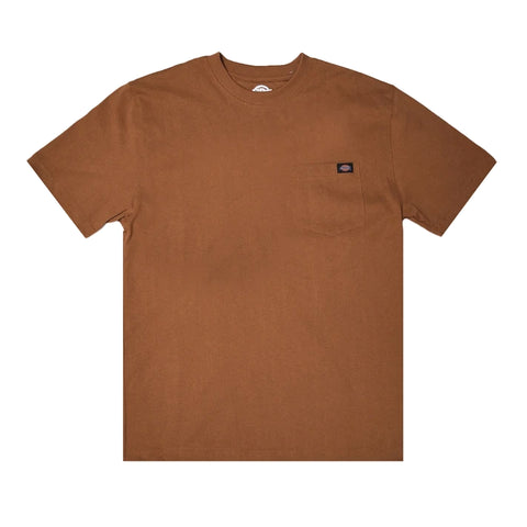 Dickies Heavyweight Tee Duck Brown