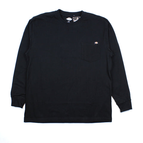Dickies Longsleeve Heavyweight Tee Black