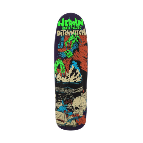 Heroin Ditch Witch 4 Deck 9.3