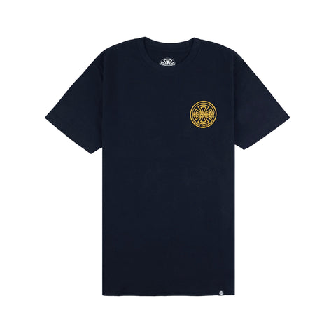 Independent Bauhaus Tee Dark Navy