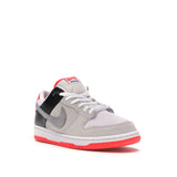 Nike SB Dunk Low Pro ISO Infared Neutral Grey/Cool Grey-Black