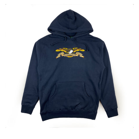 Antihero Eagle Hood Slate/Blue