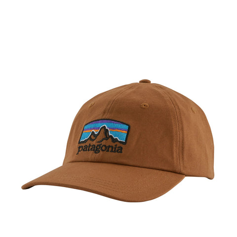 Patagonia Fitz Roy Horizons Trad Cap Earthworm Brown