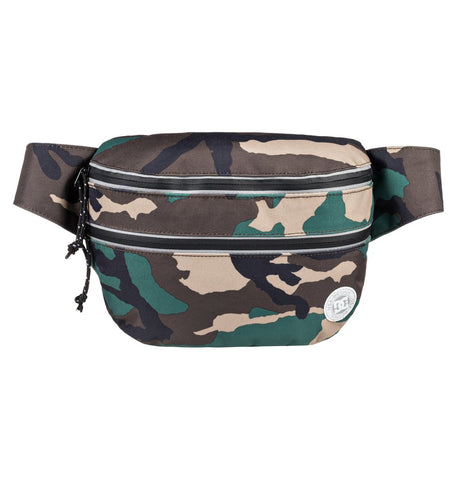 DC Shoulder Pop Satchel Camo