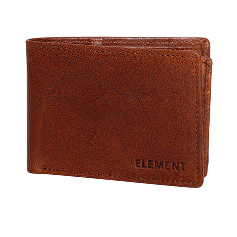 Element Chief Wallet Chocolate