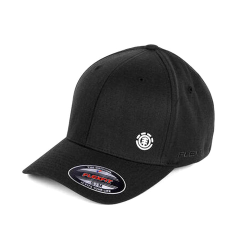 Element Sideline Flexfit Cap Black