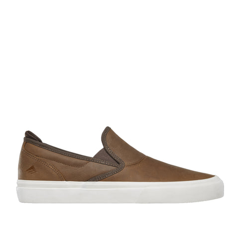 Emerica Wino G6 Slip On Dickson Brown