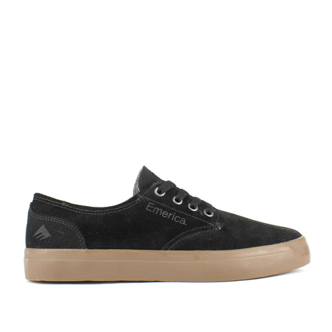 Emerica The Romero Laced Black/Gum Youth