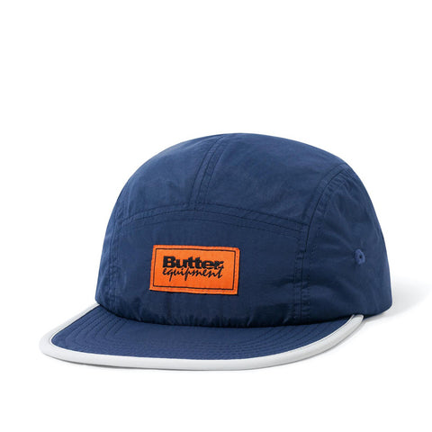 Butter Goods Equipt Camp Cap Navy