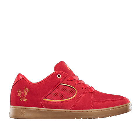 ES Accel Slim Red/Gum/Gold Sale