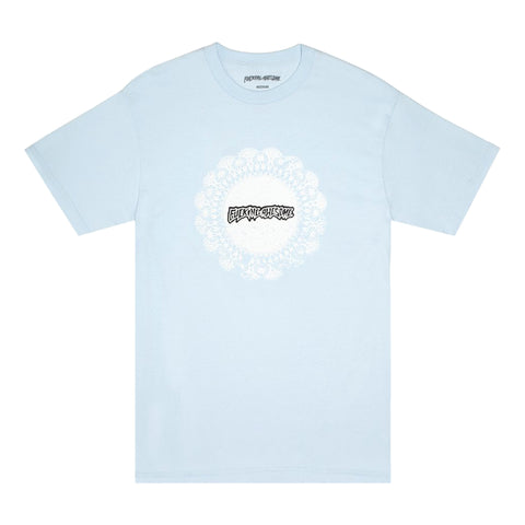 FA Doiley Tee Chambray