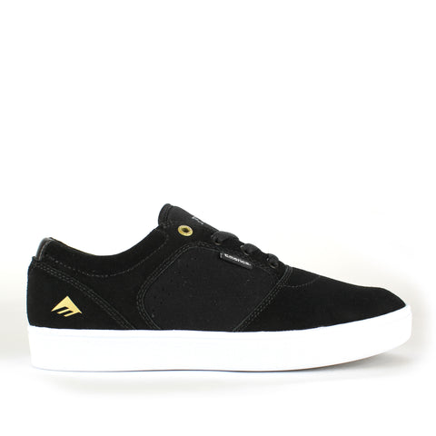 Emerica Figgy Dose Black/White/Gold