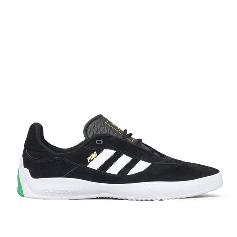 Adidas Puig Black/White/Green
