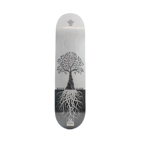 Folklore Ricky Glaser Pro Deck White 8.25