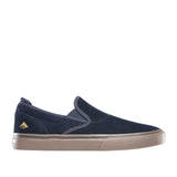 Emerica Wino Slip On Navy/Gum