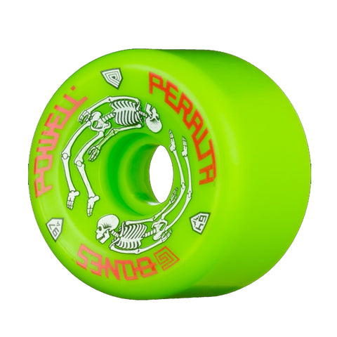 Powell G-Bones Wheels 97a 64mm Green