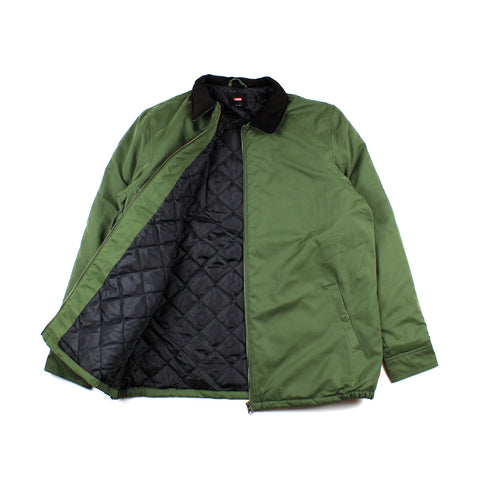 Globe Camber Jacket Cadet Green Sale