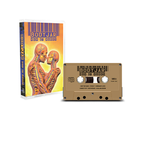 Bodyjar How It Works Cassette Tape Gold