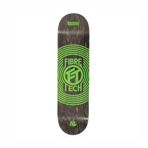 Folklore Ripple Fibre Tech Green 8.0, 8.25 & 8.5