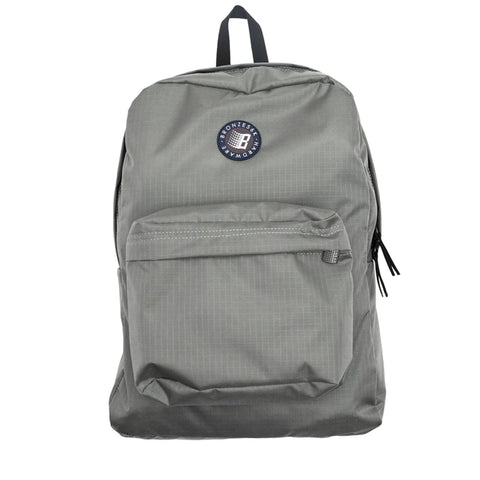 Bronze 56k Ripstop Backpack Grey