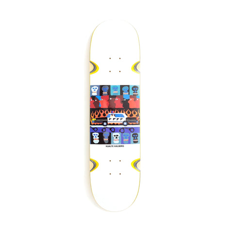 Polar Hjalte Halberg Abuse Of Power Deck 8.25
