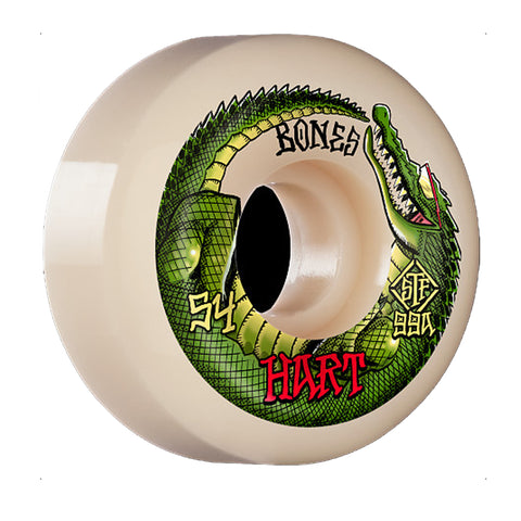 Bones Hart Speed Gator Street Tech V5 99a 52mm & 54mm
