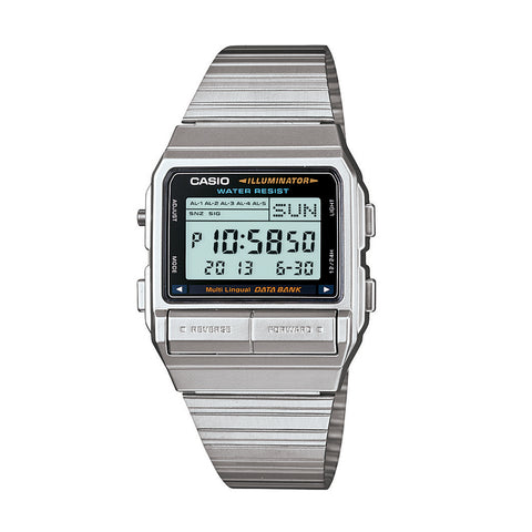 Casio Data Bank Telememo Watch