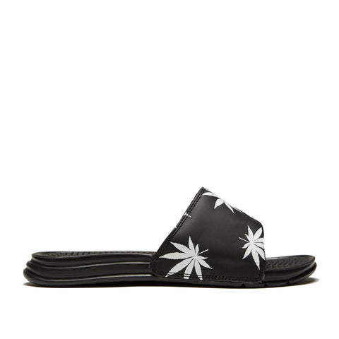 Huf Plantlife Slides Black