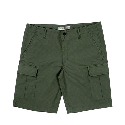 Indepednent No BS Ripstop Cargo Shorts Jungle