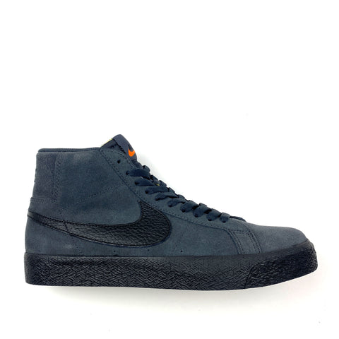 Nike SB Zoom Blazer Mid ISO Orange Label Dark/Smoke