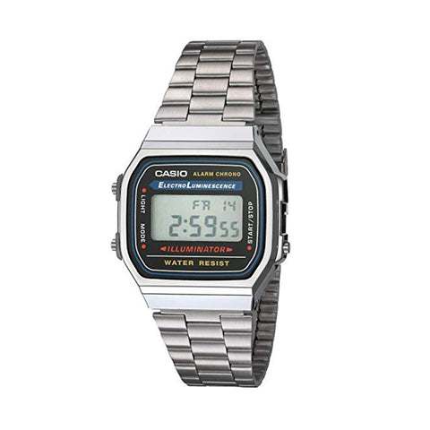 Casio Watch Gents Digital Steel