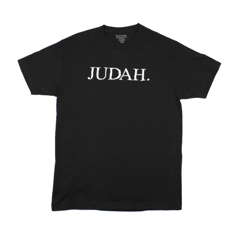 Judah Messed Up Tee Black