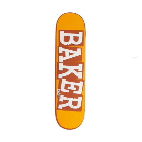 Baker Kader Ribbon Orange 8.125