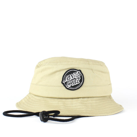 Santa Cruz Aptos 2 Bucket Hat Khaki