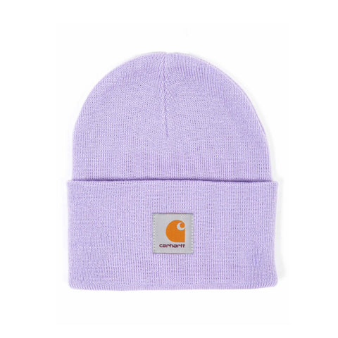 Carhartt Acrylic Watch Hat Soft Lavender