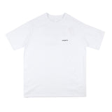 Patagonia Men's Line Logo Ridge Pocket Responsibili-Tee White