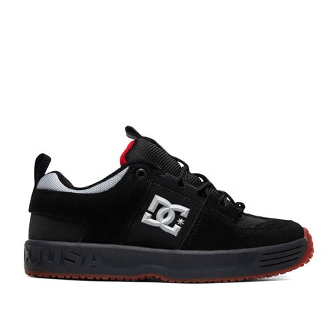 DC Lynx OG Black/Dark Grey/Red