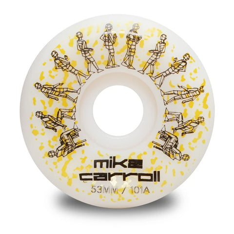 Wayward Wheels Mike Carrol Funnel Cut 101A 53mm