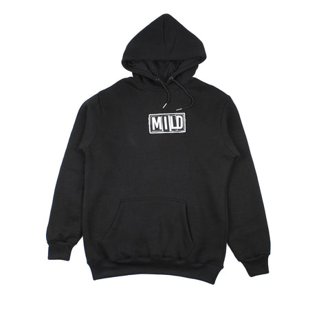 Mild Patch Hood Black