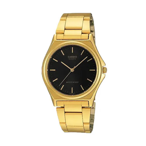 Casio Men's Vintage MTP1130N-1A Gold Watch