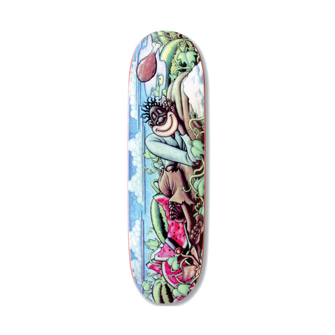 World Industries Jovontae Turner 'Napping Negro' Deck 8.5