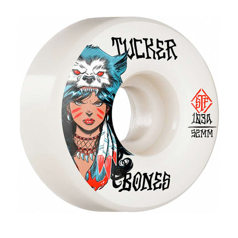 Bones STF Tucker We Are Wolves 54mm V1 103A