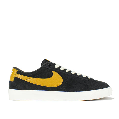 Nike SB Blazer Low GT Black/Wheat - Summit White