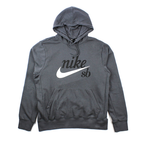 Nike SB Icon Hood Black/White Washed