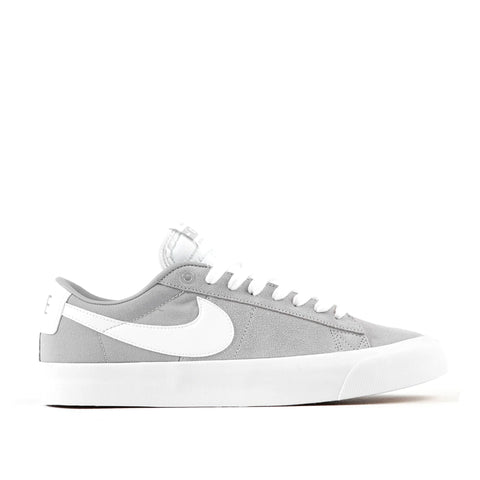 Nike Blazer Low GT Wolf Grey/White
