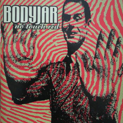 Bodyjar No Touch Red CD Special Edition