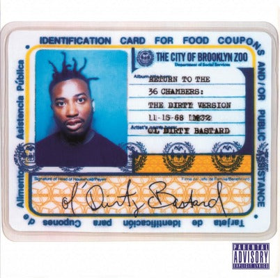 Ol' Dirty Bastard - Return To The 36 Chamb